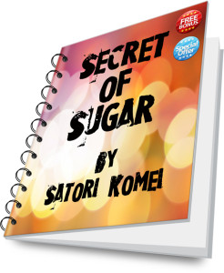 Secret of Sugar cover
