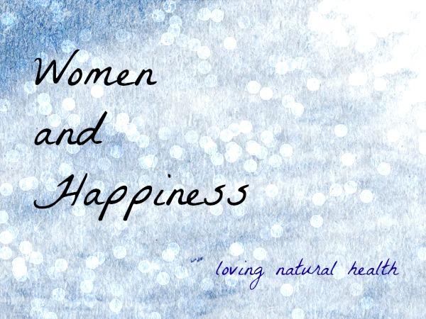 womenandhappiness