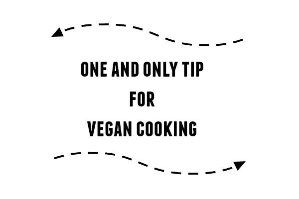 vegancookingtip