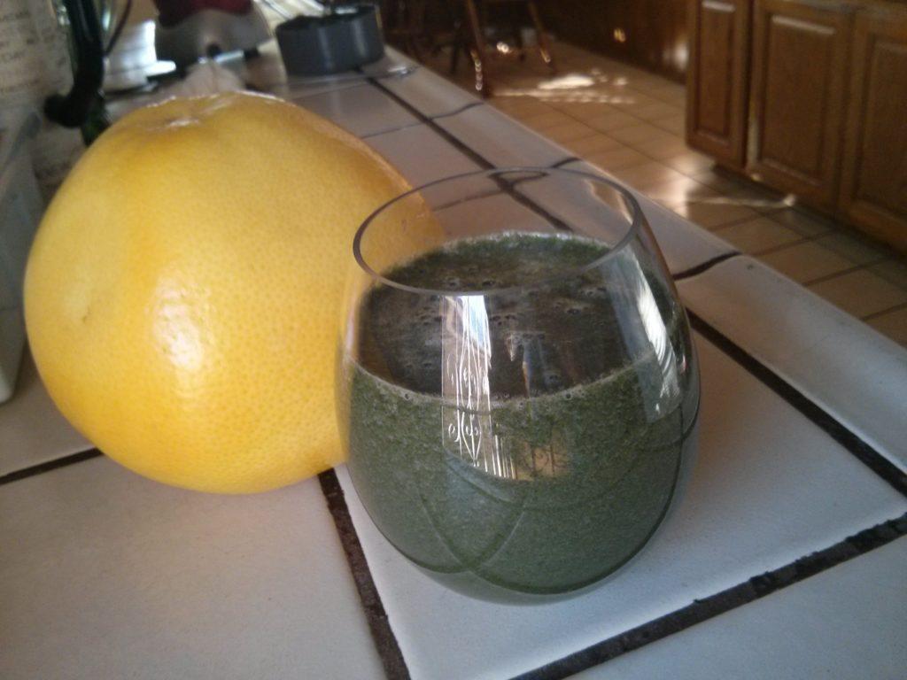 スムージー 柑橘類
