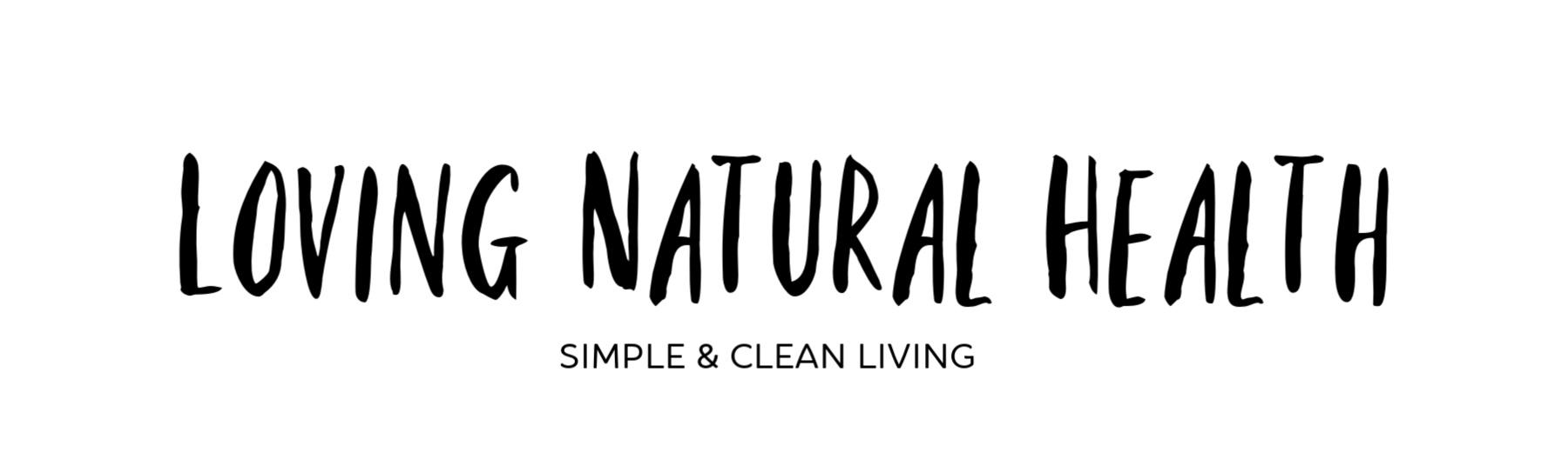 Loving Natural Health (ラビングナチュラルヘルス)