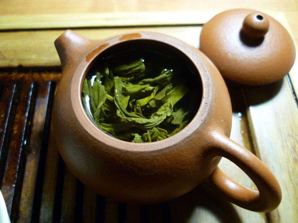 緑茶の効果